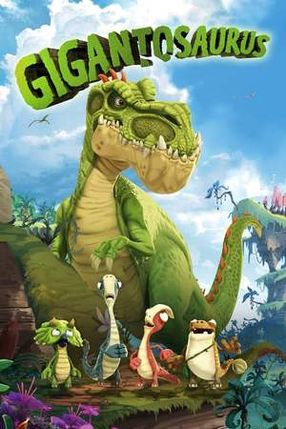 Poster: Gigantosaurus