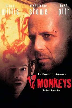 Poster: 12 Monkeys
