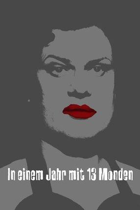 Poster: In einem Jahr mit 13 Monden