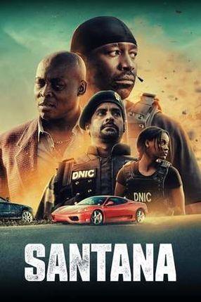 Poster: Die Vergeltung der Santana-Brüder