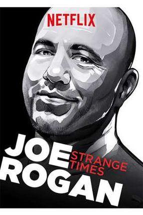 Poster: Joe Rogan: Strange Times