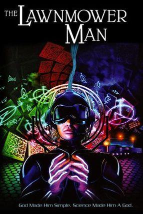 Poster: Der Rasenmäher-Mann