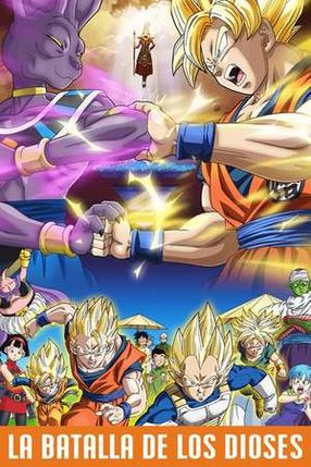 Poster: Dragonball Z - Kampf der Götter