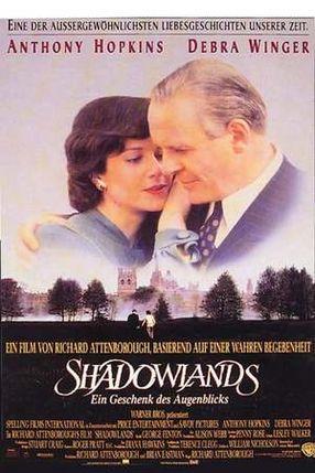 Poster: Shadowlands - Ein Geschenk des Augenblicks