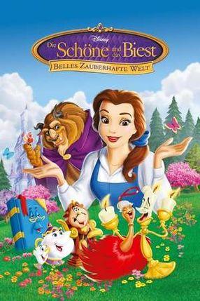 Poster: Die Schöne und das Biest - Belles zauberhafte Welt