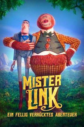 Poster: Mister Link - Ein fellig verrücktes Abenteuer