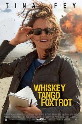 Poster: Whiskey Tango Foxtrot