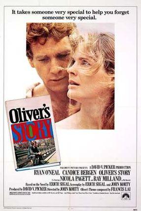 Poster: Oliver's Story