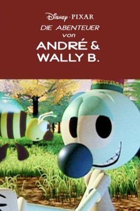 Poster: Die Abenteuer von André und Wally B.