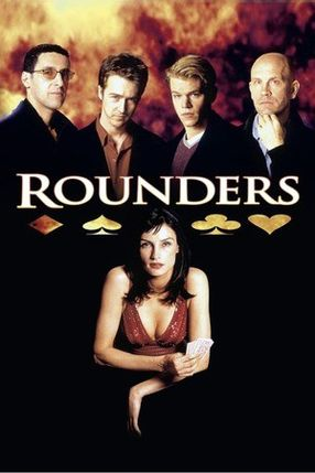 Poster: Rounders