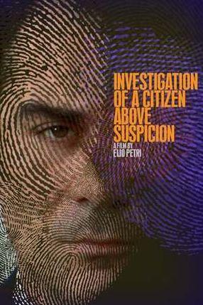 Poster: Ermittlungen gegen einen über jeden Verdacht erhabenen Bürger