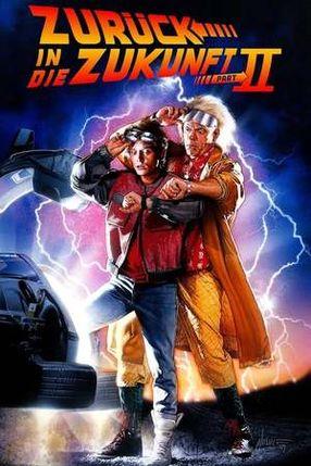 Poster: Zurück in die Zukunft II