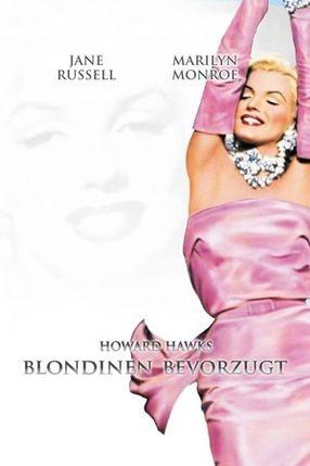 Poster: Blondinen bevorzugt