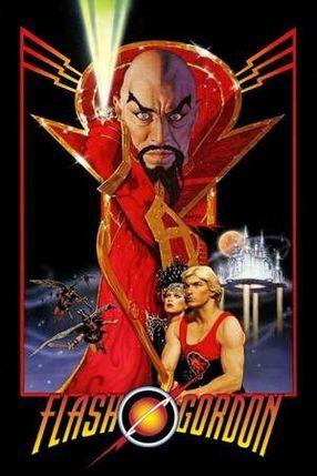 Poster: Flash Gordon