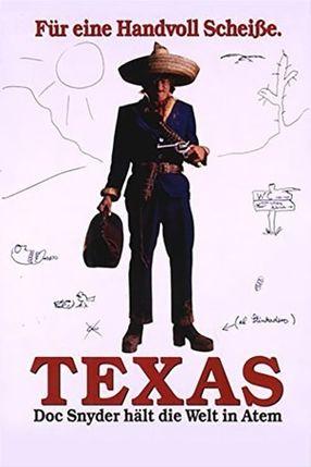 Poster: Texas - Doc Snyder hält die Welt in Atem