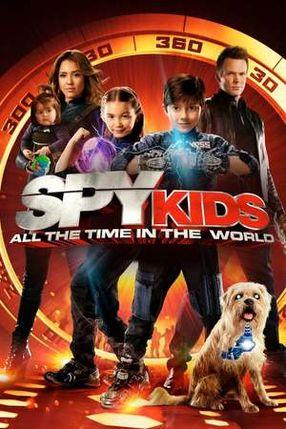 Poster: Spy Kids 4 - Alle Zeit der Welt