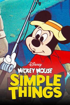 Poster: Die einfachen Dinge
