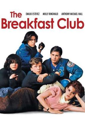 Poster: The Breakfast Club