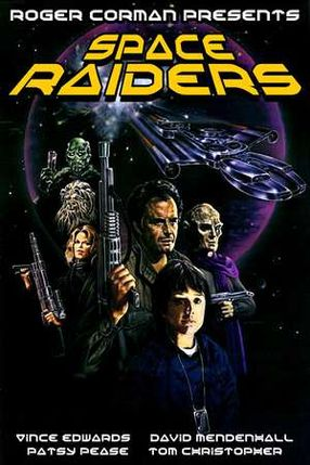 Poster: Space Raiders - Weltraumpiraten