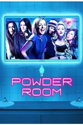 Poster: Powder Room - Mädels unter sich