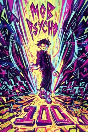 Poster: Mob Psycho 100