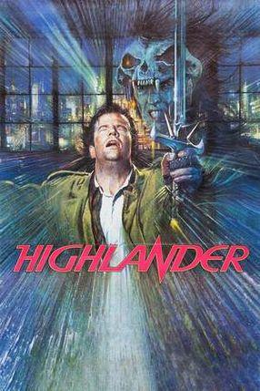 Poster: Highlander