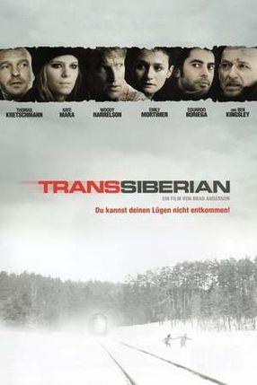 Poster: Transsiberian - Reise in den Tod