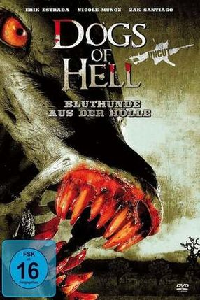 Poster: Chupacabra - Dogs of Hell