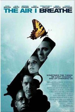 Poster: The Air I Breathe - Die Macht des Schicksals