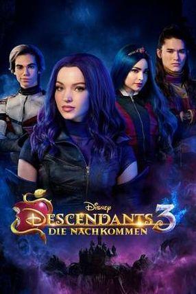 Poster: Descendants 3 – Die Nachkommen