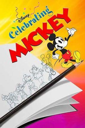 Poster: Celebrating Mickey