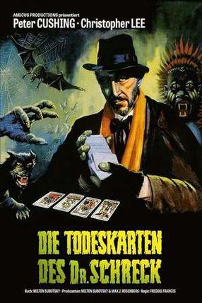 Poster: Die Todeskarten des Dr. Schreck