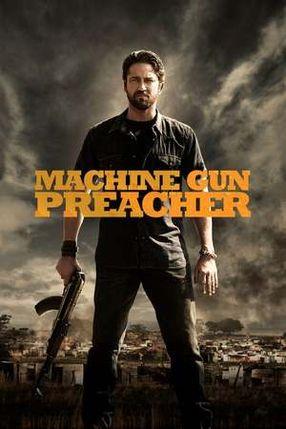 Poster: Machine Gun Preacher