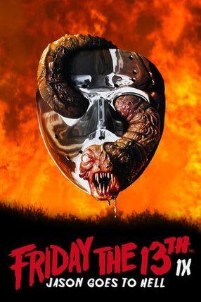 Poster: Jason Goes to Hell - Die Endabrechnung
