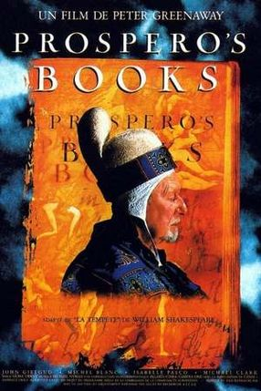 Poster: Prosperos Bücher