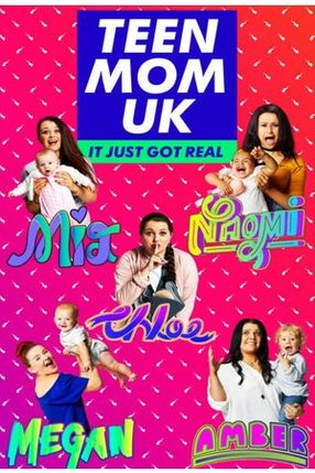 Poster: Teen Mom UK