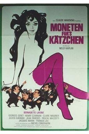 Poster: Moneten für's Kätzchen
