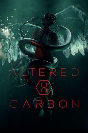 Poster: Altered Carbon – Das Unsterblichkeitsprogramm