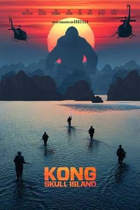 Poster: Kong: Skull Island