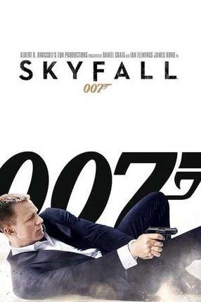 Poster: James Bond 007 - Skyfall