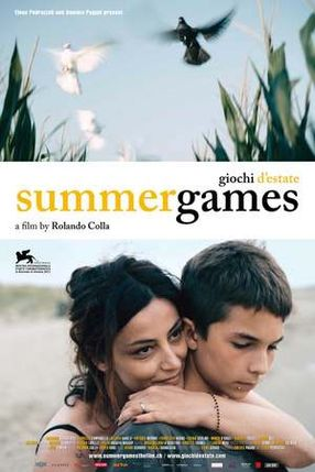 Poster: Sommerspiele