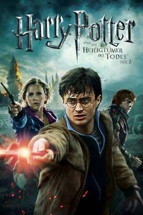 Poster: Harry Potter und die Heiligtümer des Todes - Teil 2