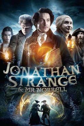 Poster: Jonathan Strange & Mr Norrell