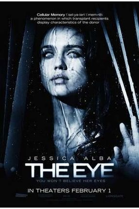 Poster: The Eye