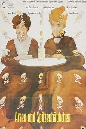 Poster: Arsen und Spitzenhäubchen