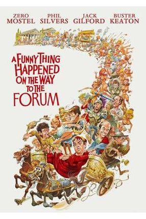 Poster: Toll Trieben es die alten Römer