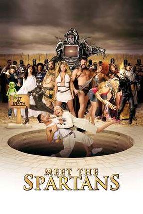 Poster: Meine Frau, die Spartaner und ich