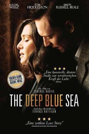 Poster: The Deep Blue Sea