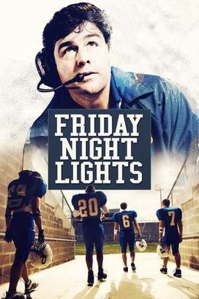Poster: Friday Night Lights
