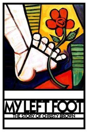 Poster: Mein linker Fuß